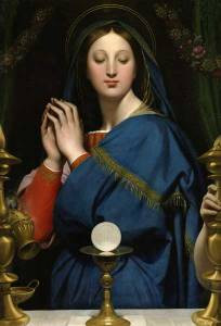 THE ASSUMPTION OF THE BLESSED VIRGIN MARY: GRACE TO BE LIKE MARY