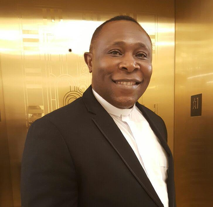 Fr. Albert Nze