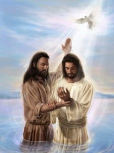 THE BAPTISM OF THE LORD: BAPTIZED INTO GOD'S LOVE