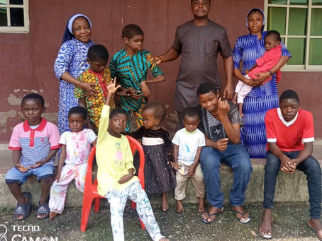 22nd Sunday:pure and undefiled Religion: to care for orphans and widows