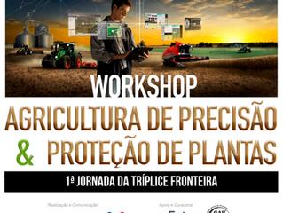 Um Workshop para agro decisores e agro influenciadores da Tríplice Fronteira