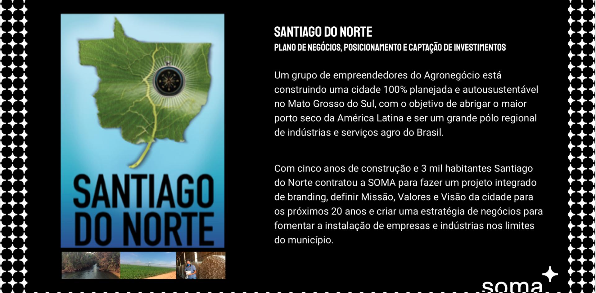 Bussiness & Mkt Santiago do Norte