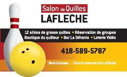 Salon de quilles Laflèche