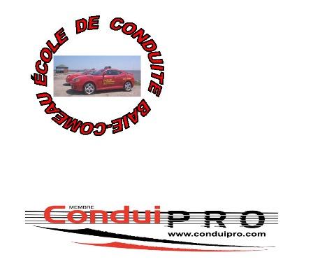 Ecole de conduite Conduipro