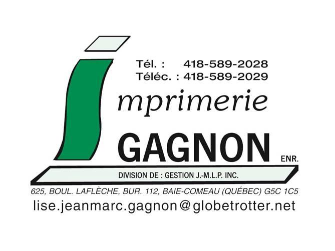 Imprimerie Gagnon