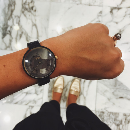 My New Favorite Accessory | A Unique Watch By JORD