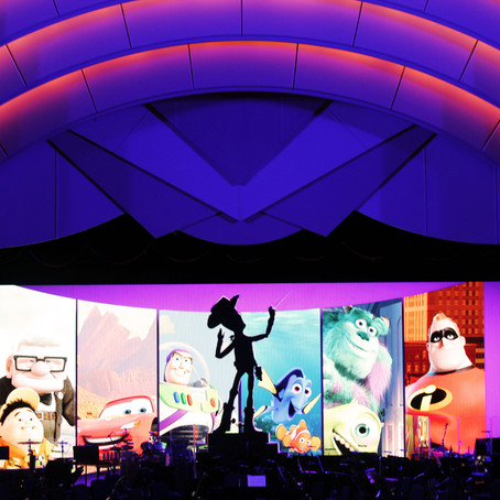 Pixar LIVE: A Review Written Through Smiley-Tears