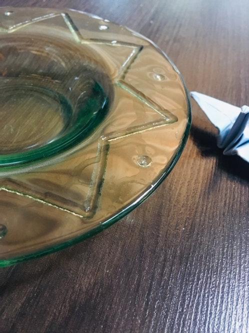 Vide poche /Cendrier verre