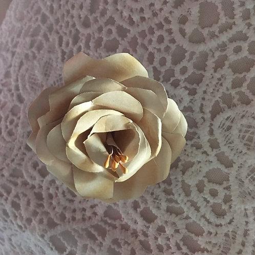 Broche rose