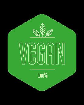 Vegan Logo für vegane Lebensmittel wie im Sortiment der Drogerie im Schwamedingerhuus Zürich