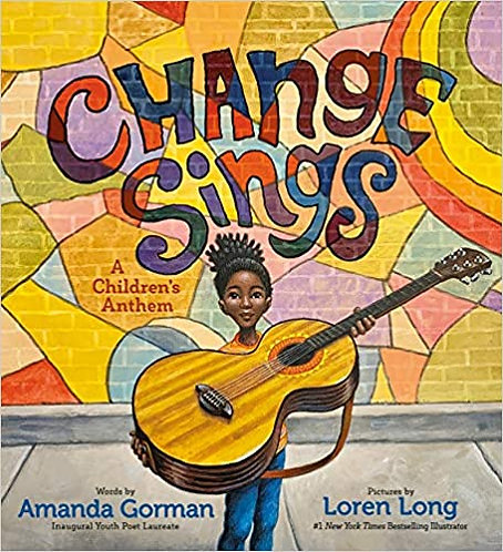 Change Sings: A Children's Anthem (Pre-Order)
