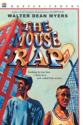 [YA] The Mouse Rap by Walter Dean Myers [Marked Down Item]