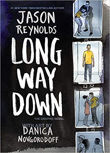 A Long Way Down: The Graphic Novel