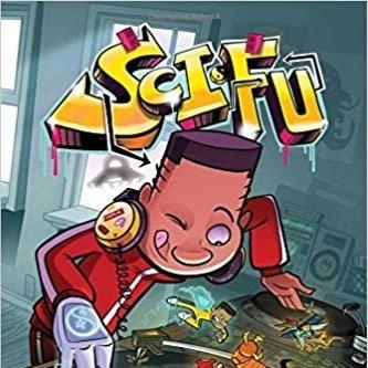 Sci-Fu (Graphic Novel)