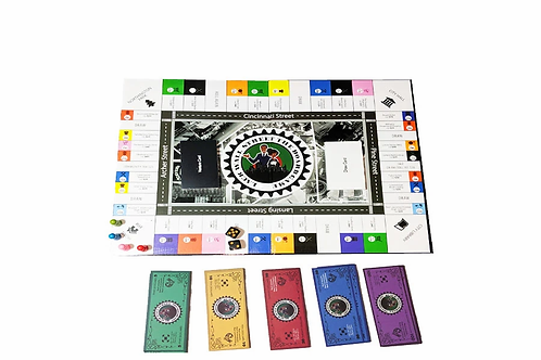 Black Wall Street: The Board Game 2nd Edition