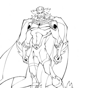 Archchangle MIKAYAEL COLORING PAGES.png