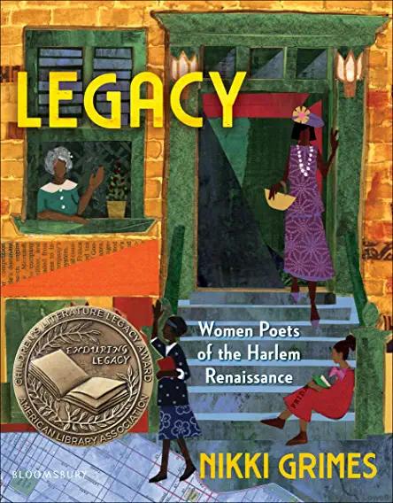 Legacy: Women Poets of the Harlem Renaissance by Nikki Grimes