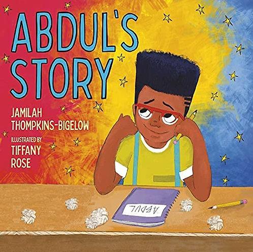Abdul's Story by Jamilah Thompkins-Bigelow