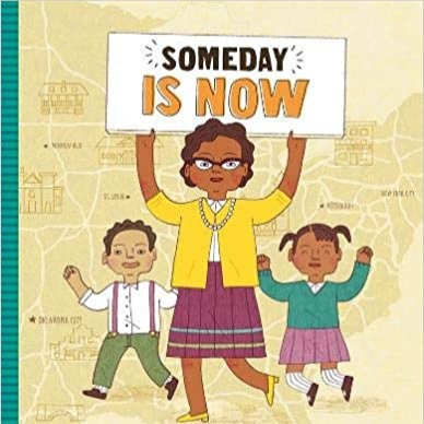 Someday Is Now: Clara Luper and the 1958 Oklahoma City Sit-in