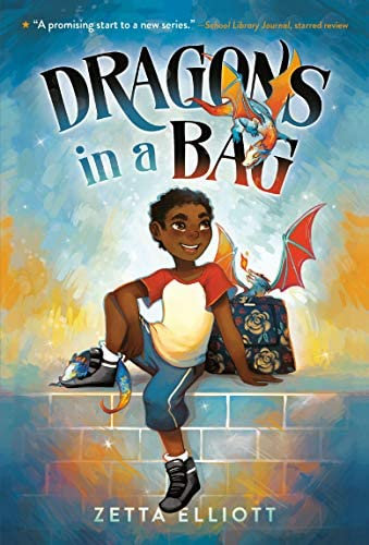 Dragons In A Bag (Paperback)