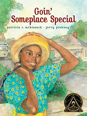 Goin' Someplace Special by Patricia McKissack pictures by Jerry Pinkney