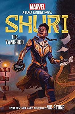 The Vanished (Shuri: A Black Panther Novel #2