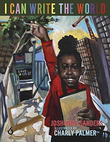 I Can Write the World (Ava Murray Writes the World, 1) by Joshunda Sanders