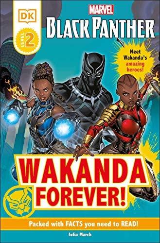 Marvel Black Panther Wakanda Forever!  (Level 2)
