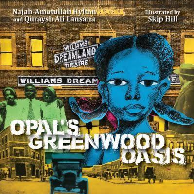 Opal's Greenwood Oasis (Hardcover)