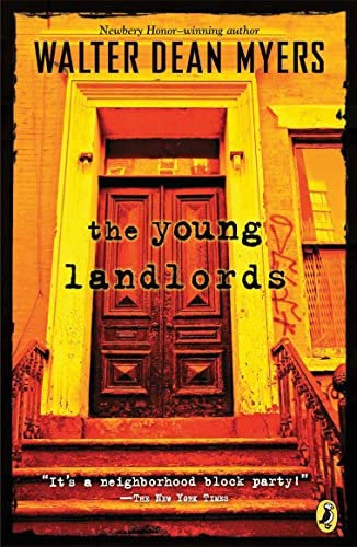 [YA] The Young Landlords by Walter Dean Myers [Marked Down Item]
