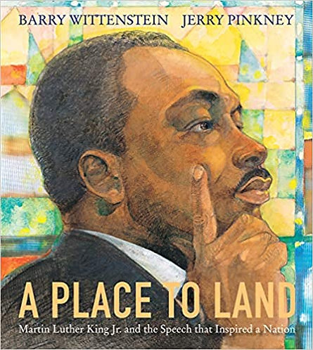A Place to Land by Barry Wittenstein & Jerry Pinkney