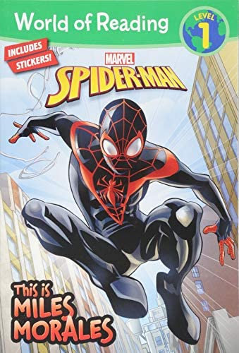 World of Reading: This is Miles Morales  (Level 1)