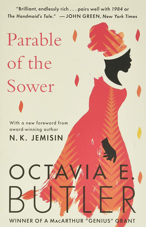 Parable of the Sower (Parable, 1)   by Octavia E. Butler
