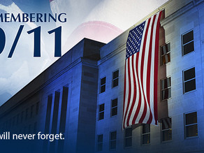 Remembering 9/11 Eighteen Years Later