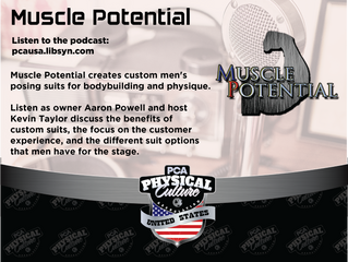 PCA USA Podcast: Episode 25 | Kevin Taylor Interviews Aaron Powell of Muscle Potential