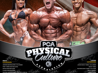 PCA USA Kicks Off Premier Bodybuilding and Physique Event in Cullman, Alabama