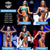 PCA USA Bikini and Figure Divisions for Women