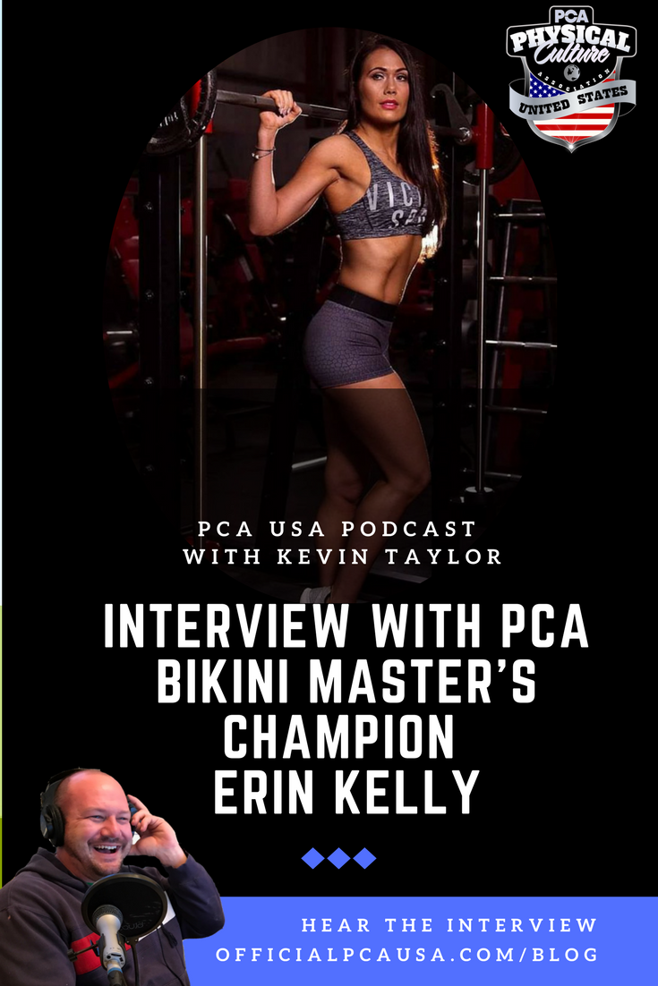 PCA Bikini Athlete Erin Kelly