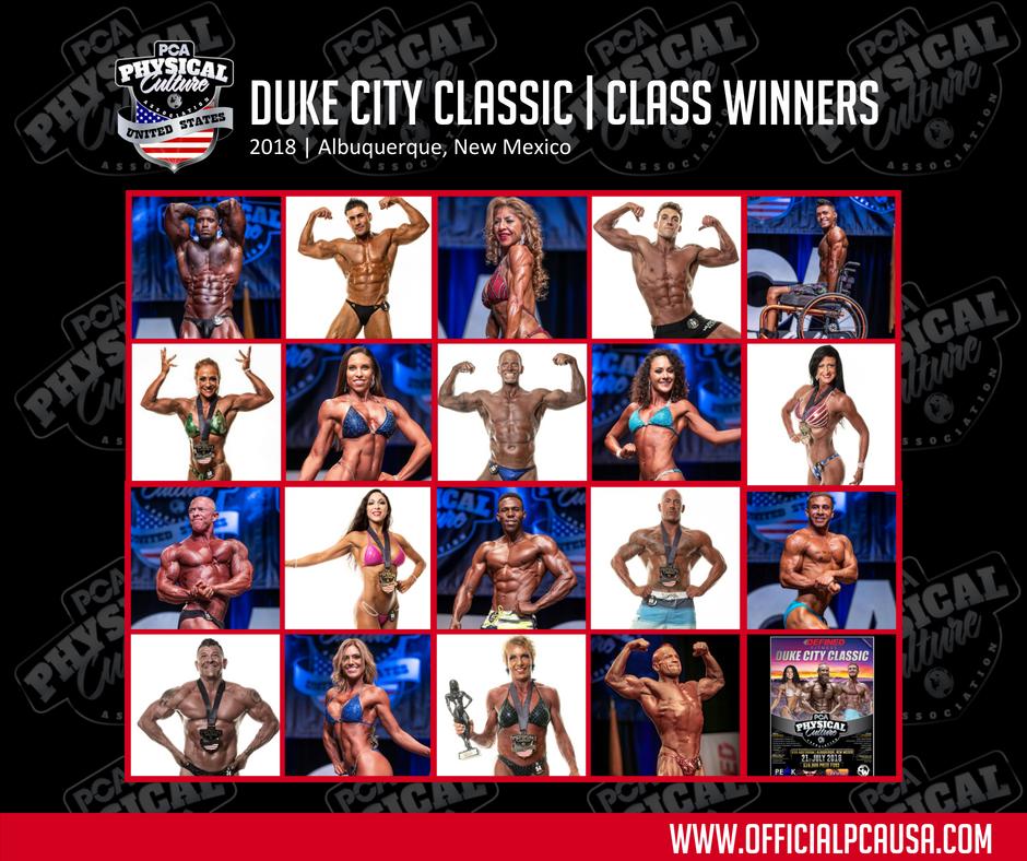 Duke City Classic Winners