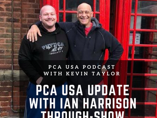 PCA USA Podcast: Episode Sixteen | The Athlete Experience for Upcoming Shows & TEAM USA