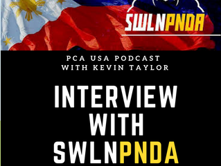 PCA USA Podcast: Episode Nine | An Interview with King Panda