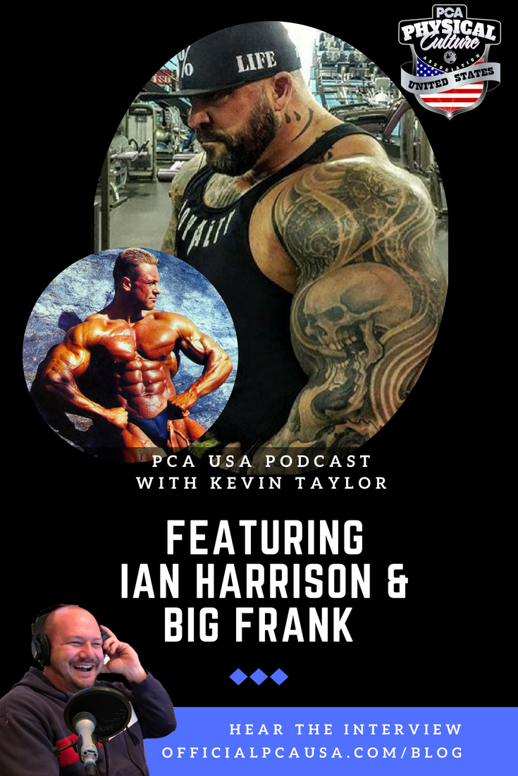 Big Frank PCA USA