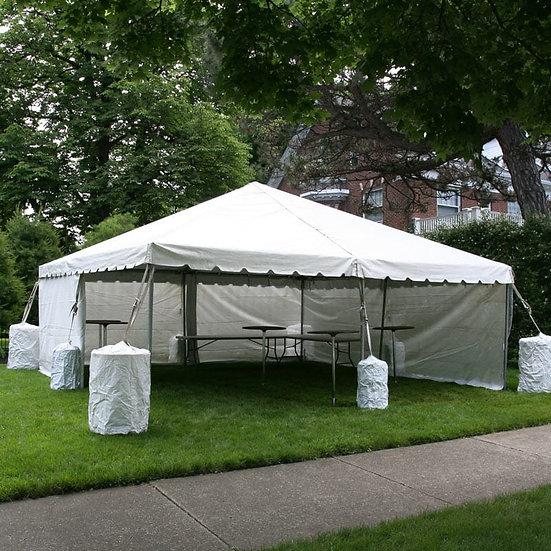 20ft. X 20ft. Frame Tent