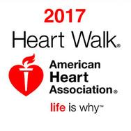 AHA Heart Walk 2017
