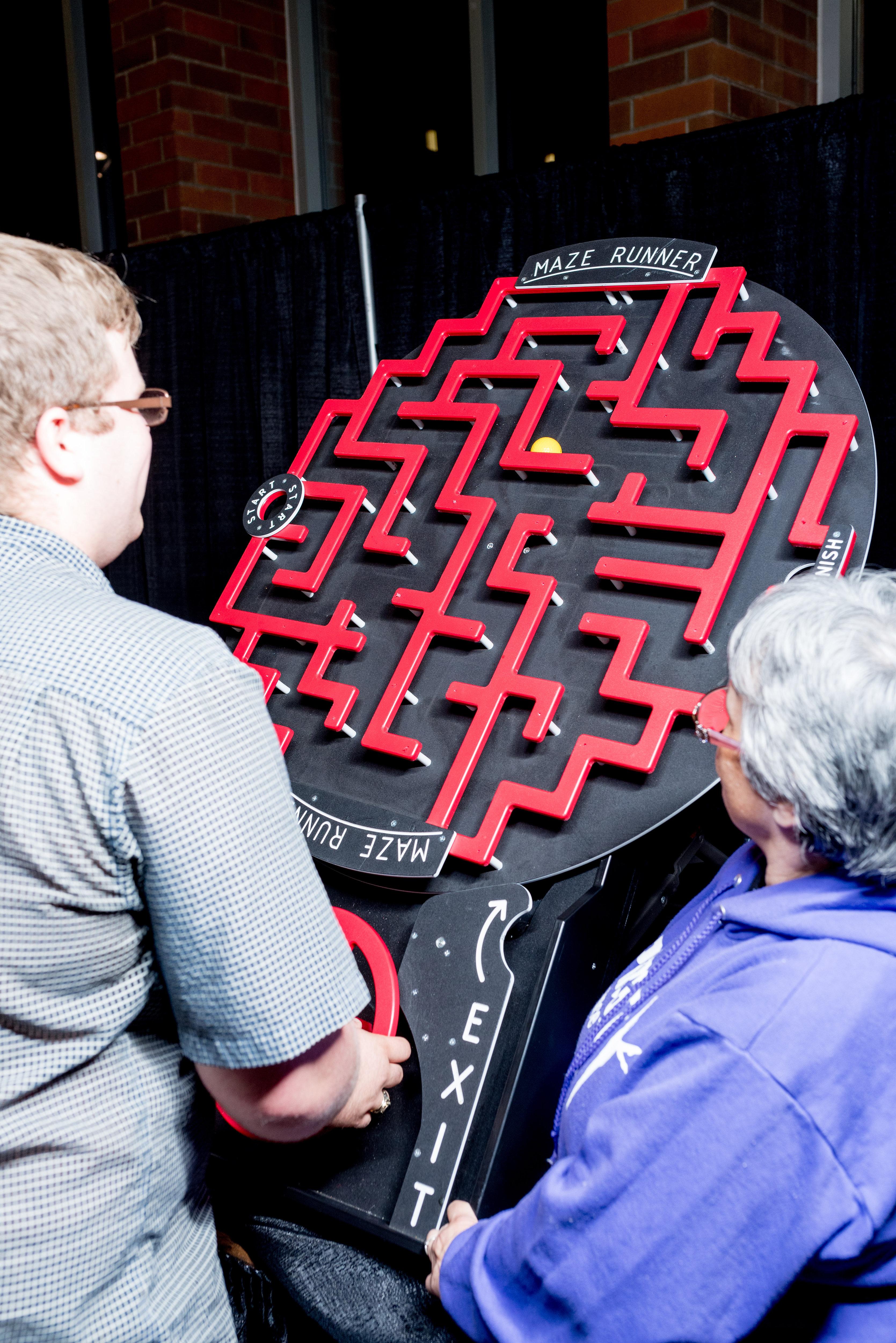 Spokane Carnival Rentals Maze Runner