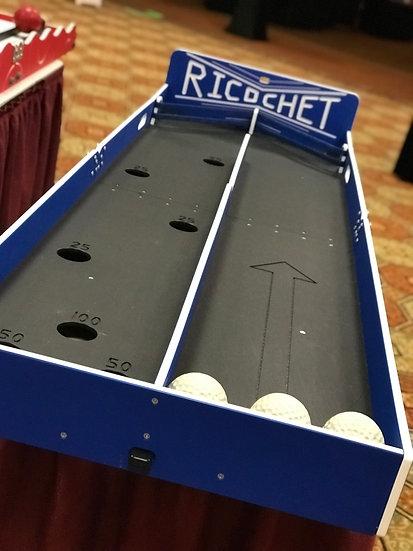 Ricochet carnival game rental