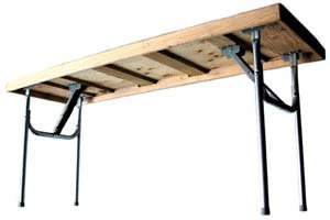 Expo Table - 24 inch wide