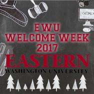 EWU Welcome Week 2017