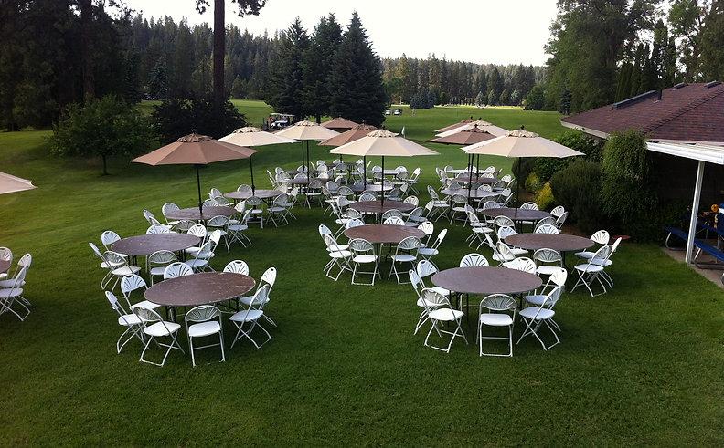 Rustic Decor Ideas And Rentals Outdoor Rental Options Including Chair  Rentals, Tables, Umbrellas, Linens, ...