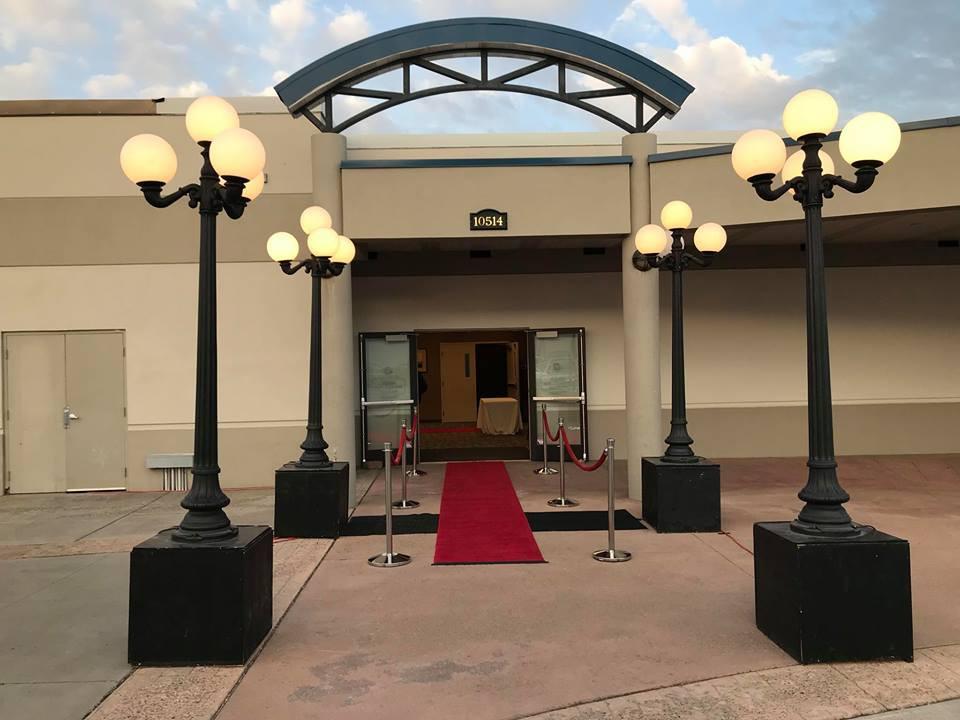 Custome entrance